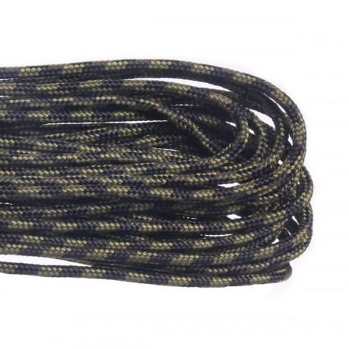 Guardian Minicord Black & Army Green