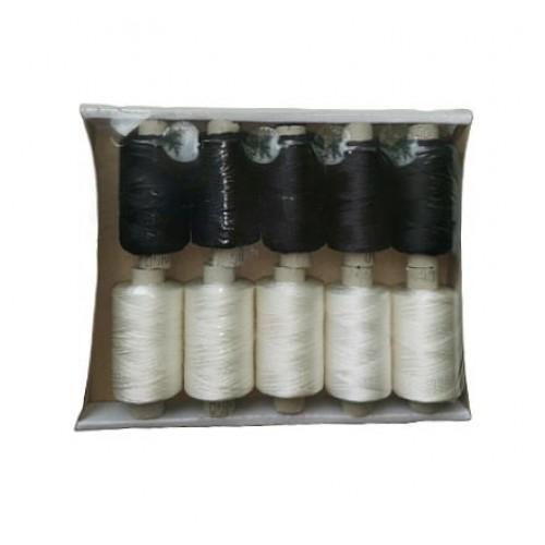 Швейний набір нитка високоміцна №40 (100% нейлон)