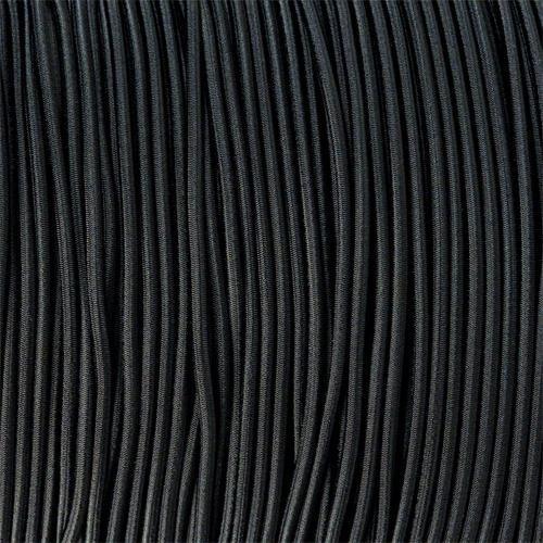 Шнур-резинка эластичный Guardian Shock Cord 4мм - Black