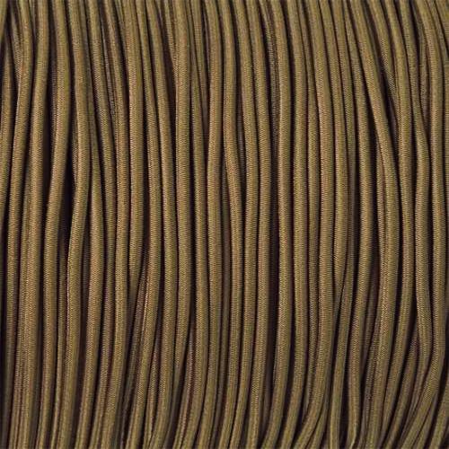 Шнур-резинка эластичный Guardian Shock Cord 4мм - Coyote
