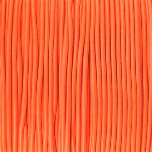 Шнур-резинка эластичный Guardian Shock Cord 3мм - Safety Orange