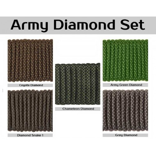 Army Diamond set