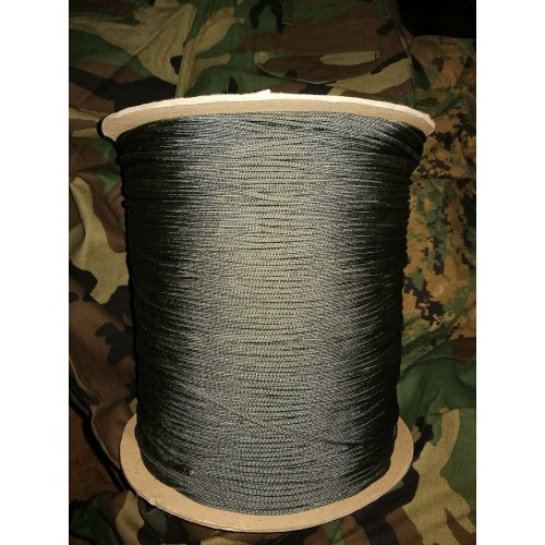 Camo Green  US ARMY MIL-C-5040 Type II 425 Paracord