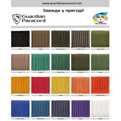 Новые цвета паракорда