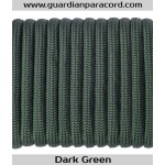 Guardian Paracord 550 Type III  Dark Green