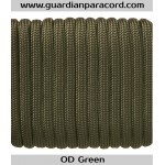 Guardian Paracord 550 Type III OD Green