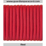 Guardian Paracord 550 Type III Red