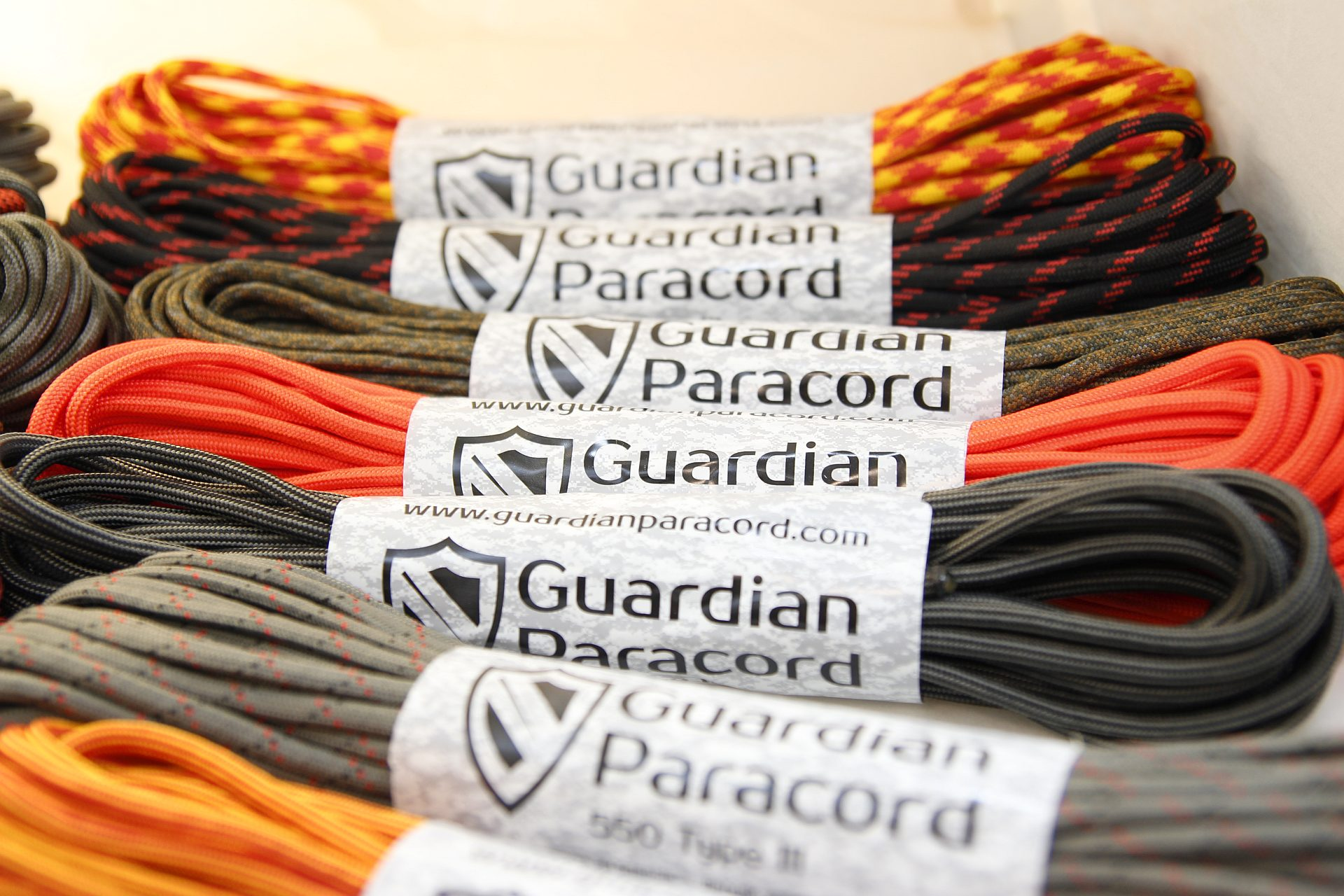 Guardian paracord